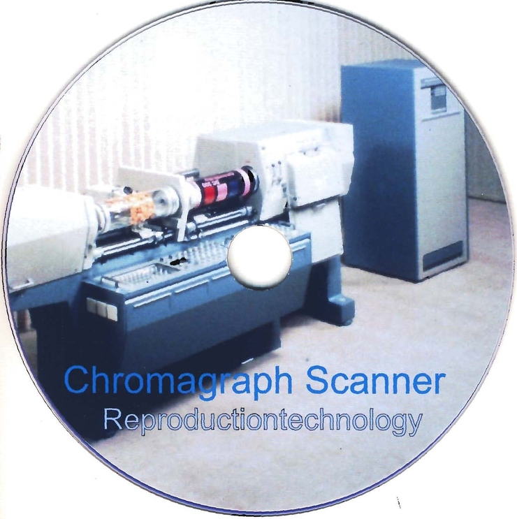 Lehrgang Scanner DVD label en